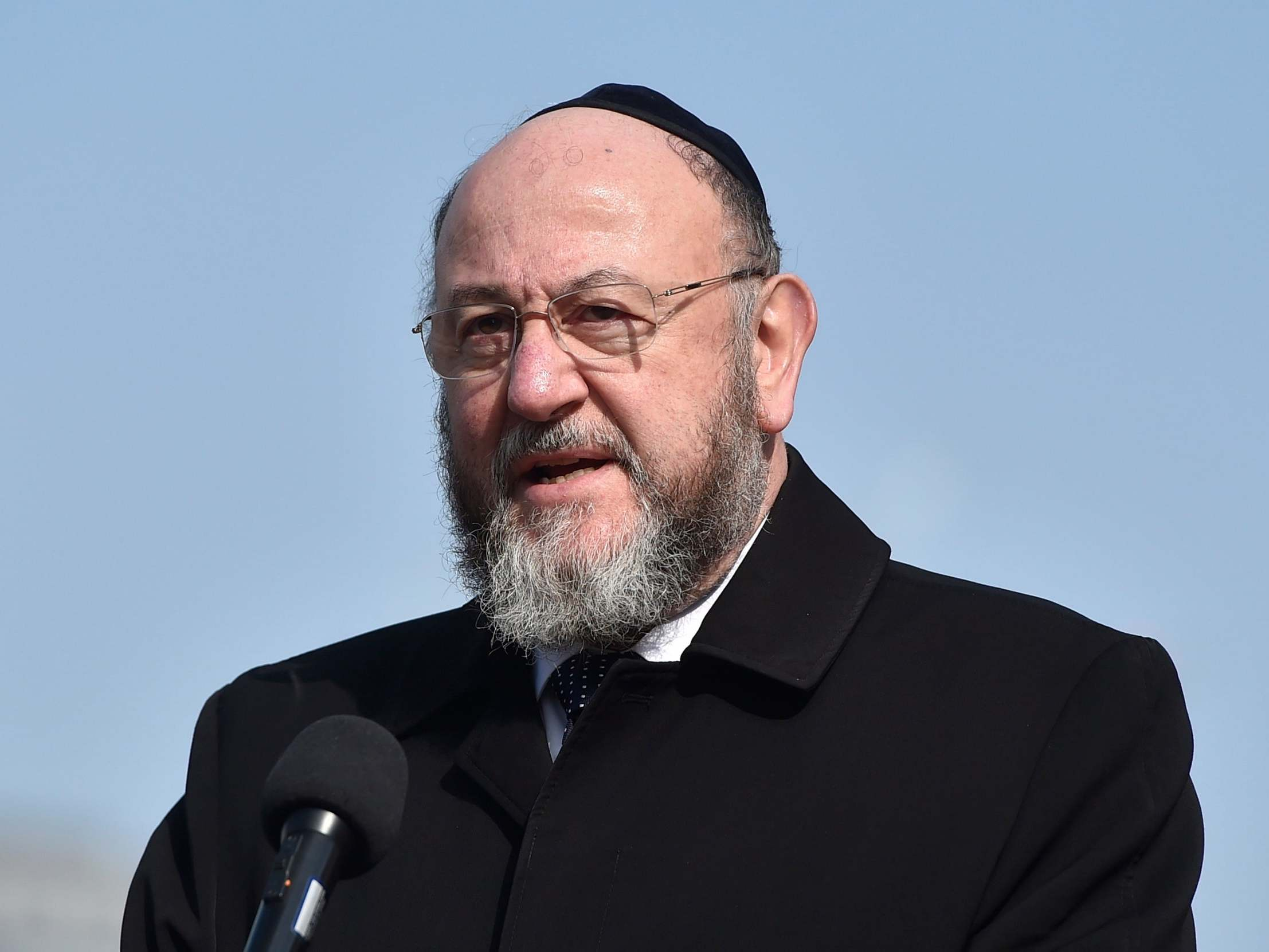 The Chief Rabbi is right to call out antisemitism, but Jeremy Corbyn is the lesser of two evils in this election