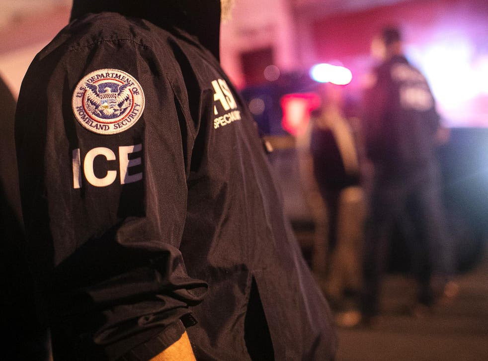 Man was referred to Immigration and Customs Enforcement, a controversial US government body