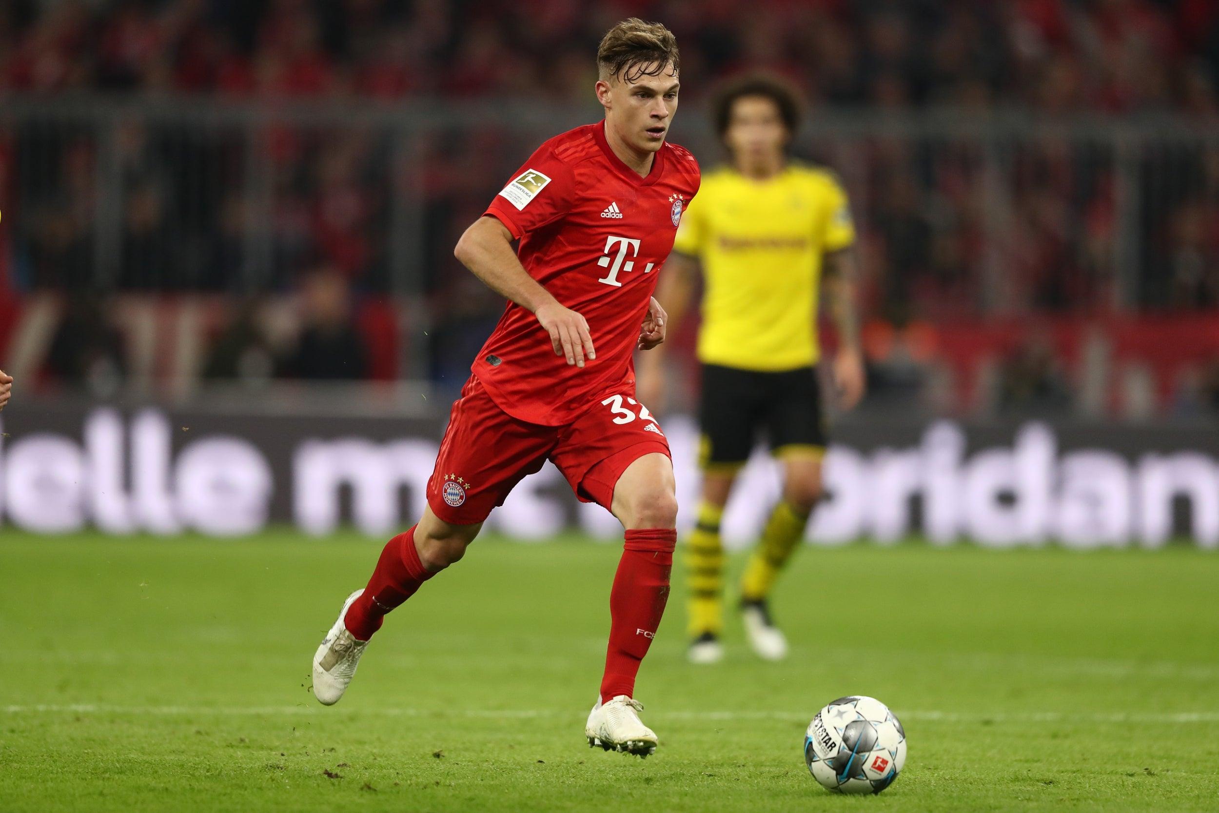 Joshua Kimmich (Bayern Munich)