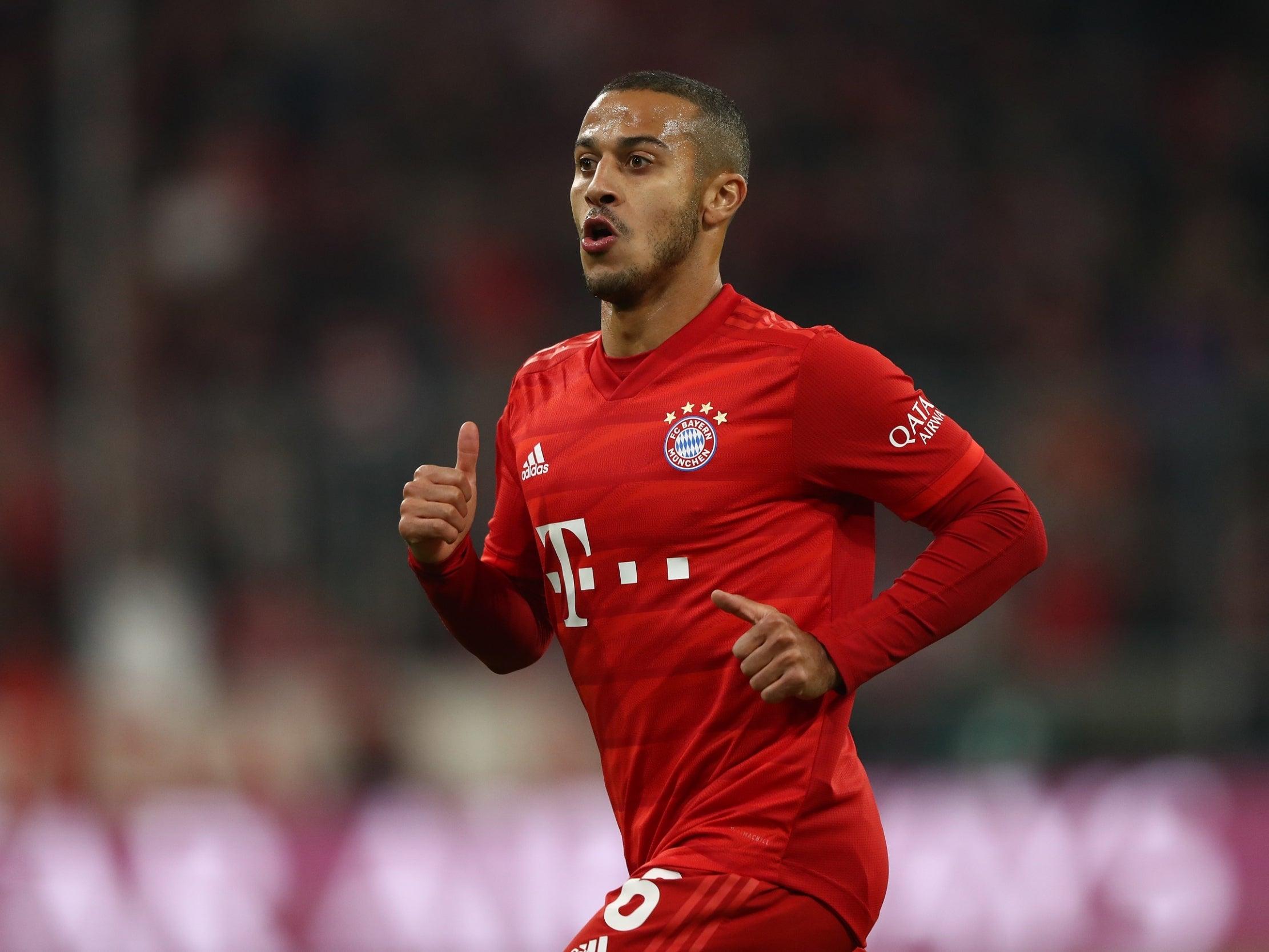 Thiago Alcantara (Bayern Munich)