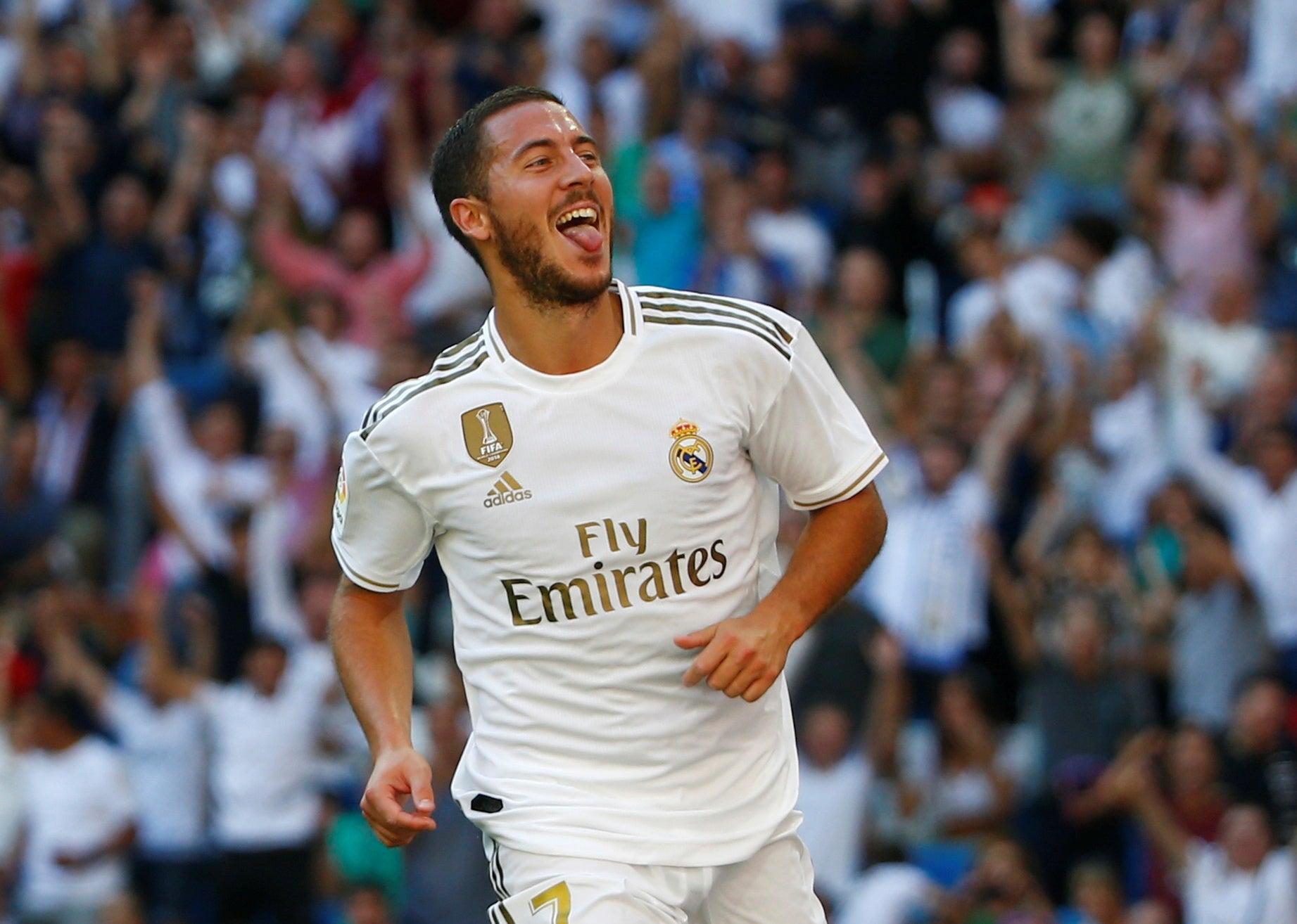 Eden Hazard (Real Madrid)