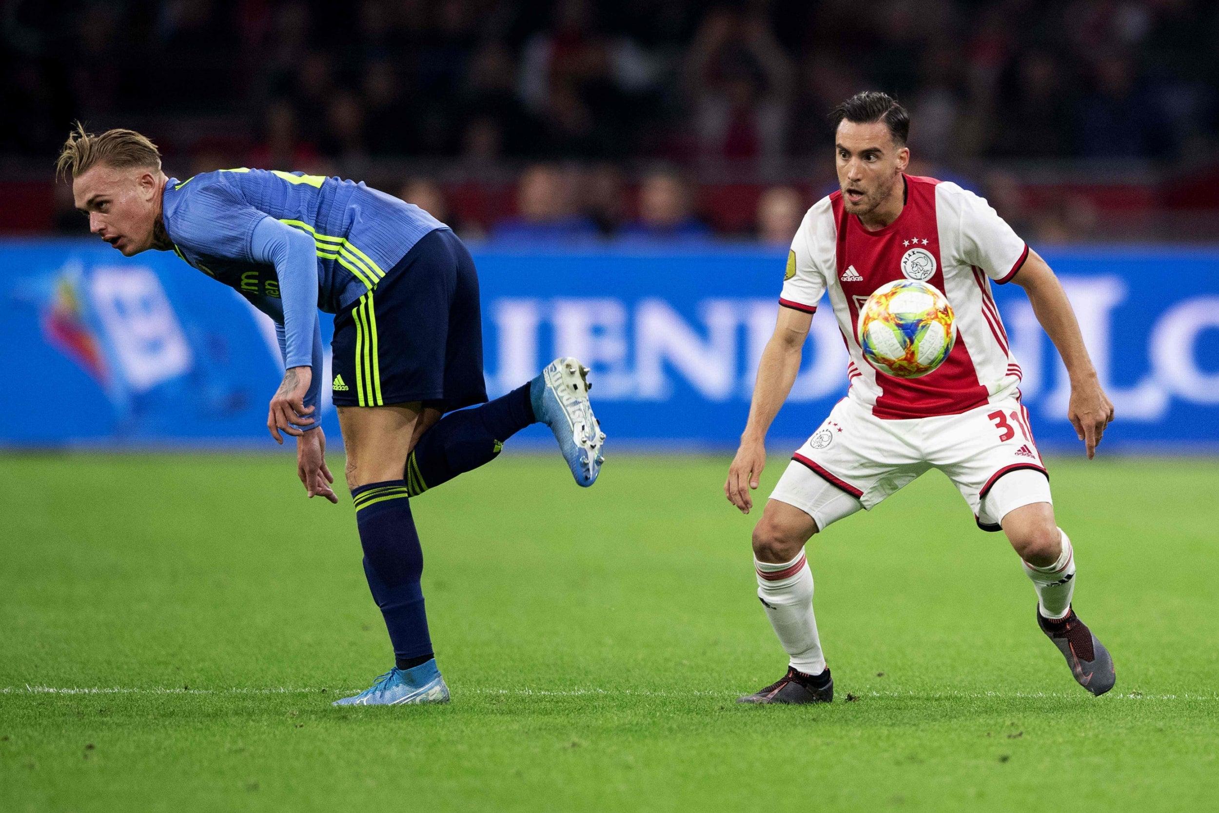 Nicolas Tagliafico (Ajax)