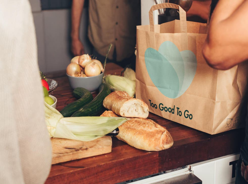 Food waste contributes to eight per cent of global greenhouse gas emissions