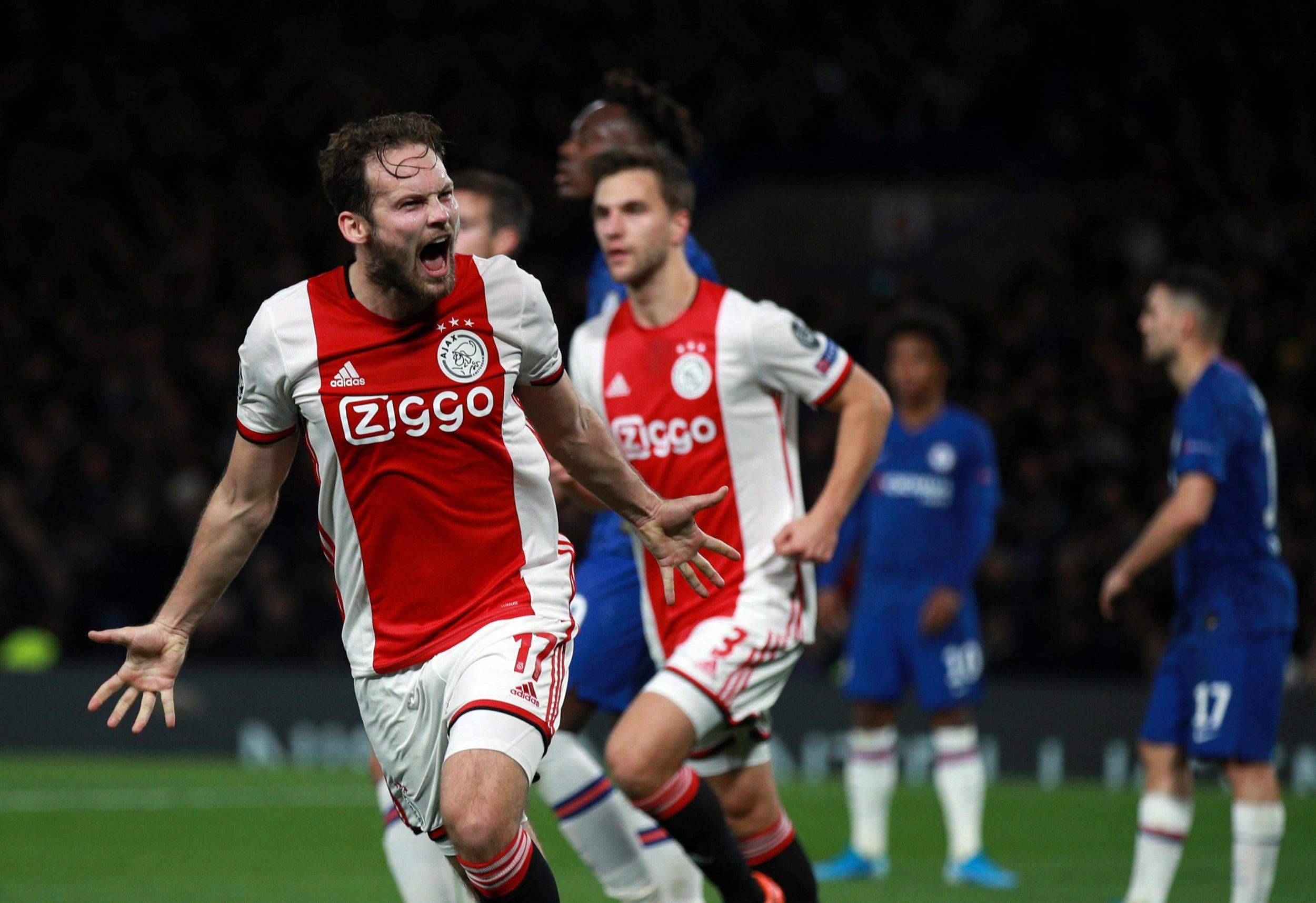 Daley Blind (Ajax)