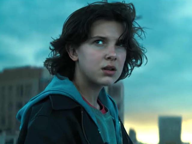 Millie Bobby Brown in Godzilla: King of the Monsters