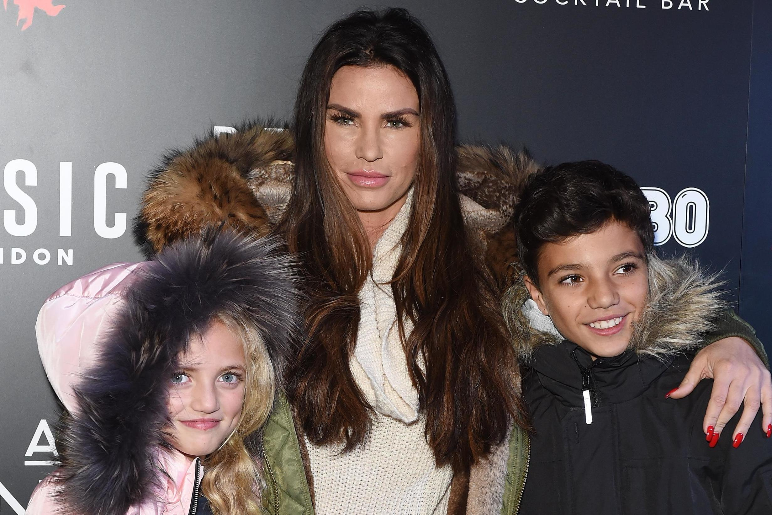 Katie Price declared bankrupt by court after failing to pay back debts