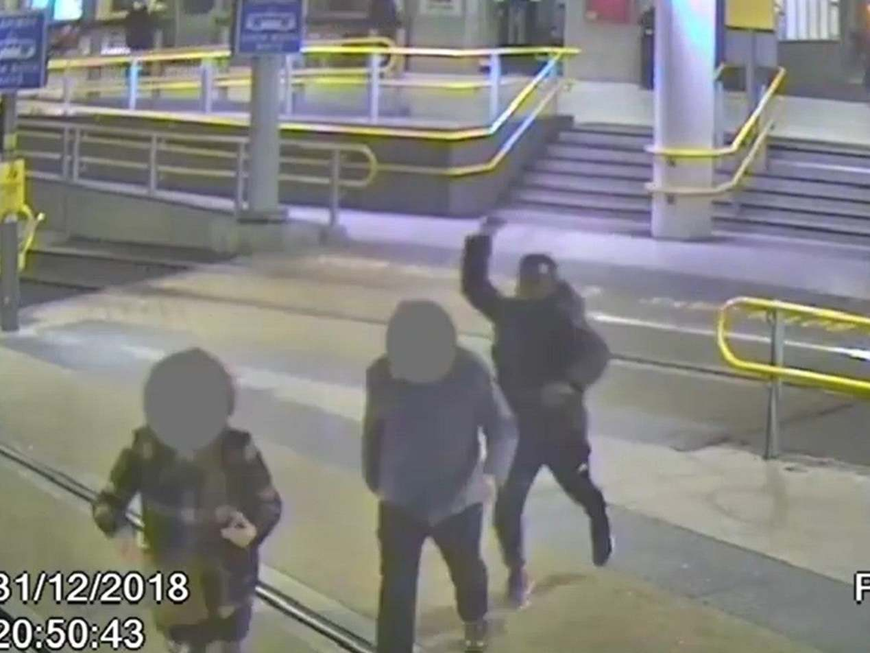 Manchester Victoria stabbing: Man who launched New Year's Eve attack jailed for life in psychiatric hospital