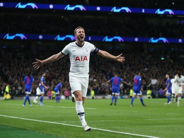 Tottenham fought back to beat Olympiacos