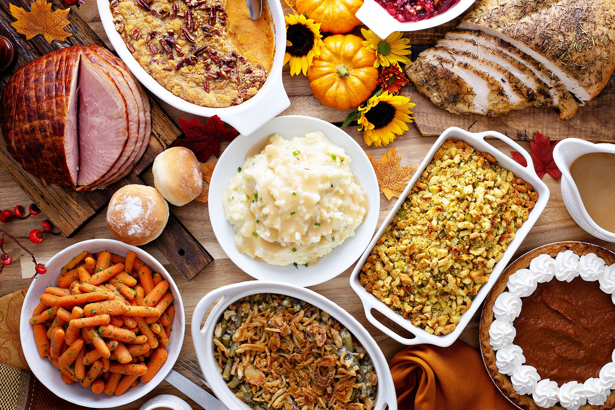 Thanksgiving: Two simple side recipes you can make ahead of time