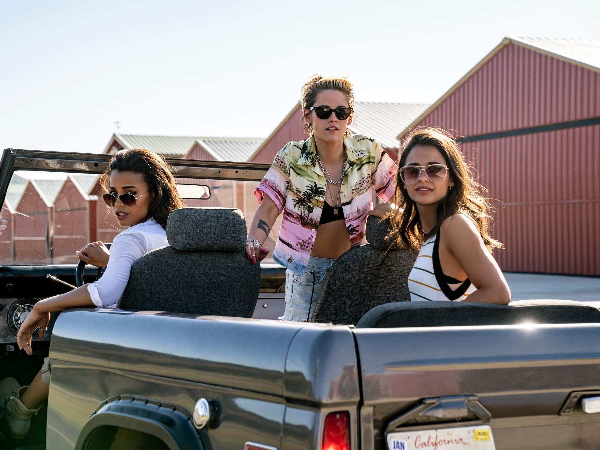 Charlie's Angels review: A more daring film lurks beneath the surfac…