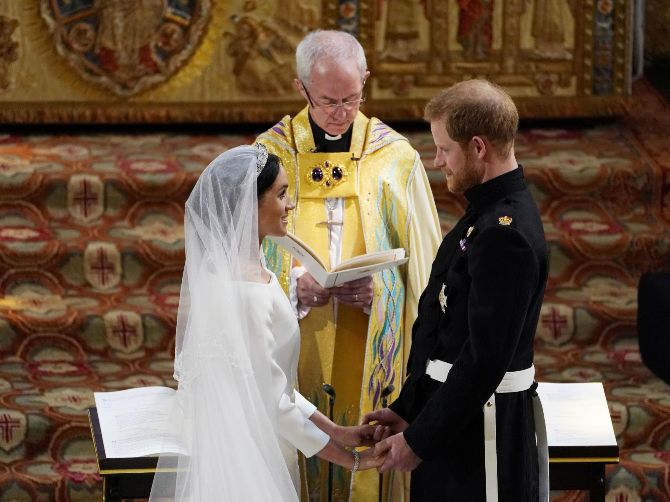 Archbishop of Canterbury praises 'remarkable' Meghan: 'Being in royal family is a life sentence'