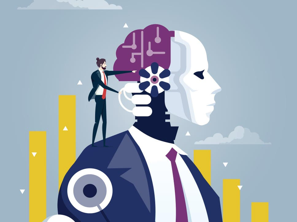 AI should help not hinder employees – giving people more time to do the things they are best at