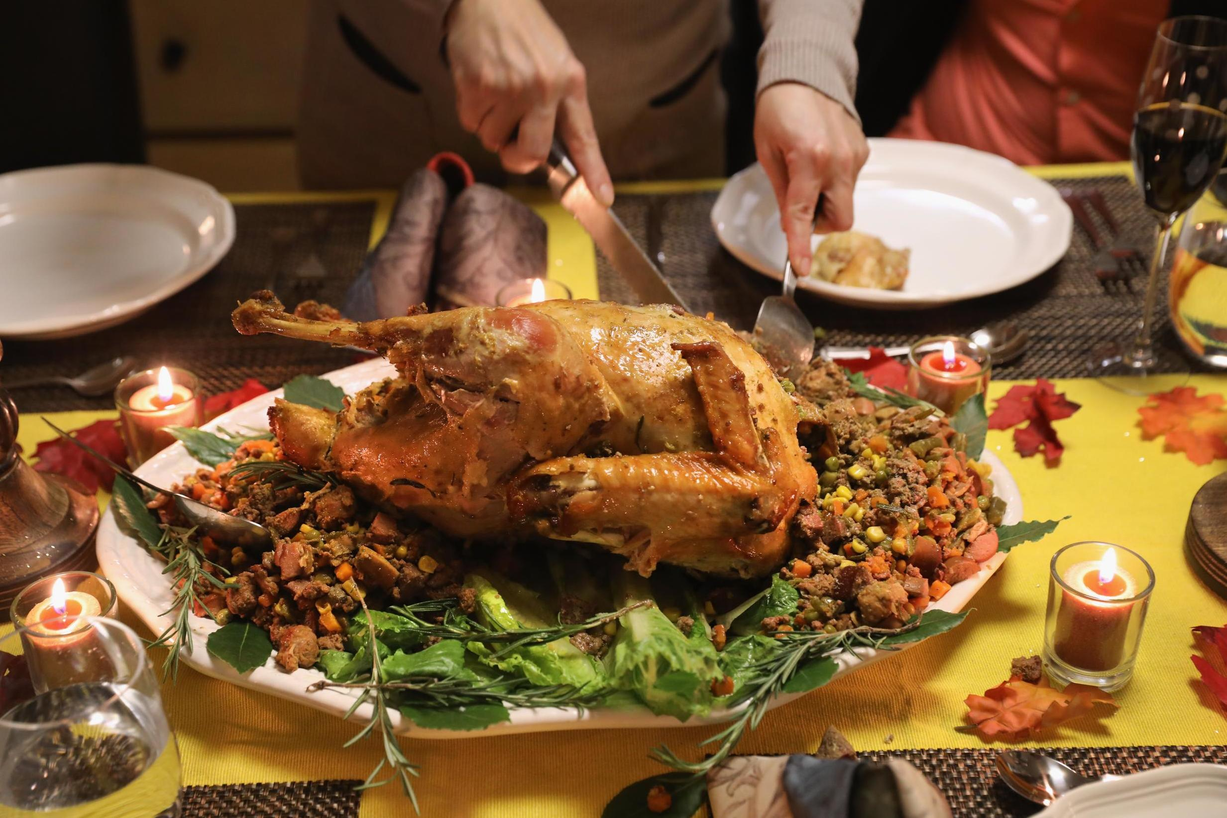 Festive Feast: How to celebrate an American thanksgiving in London