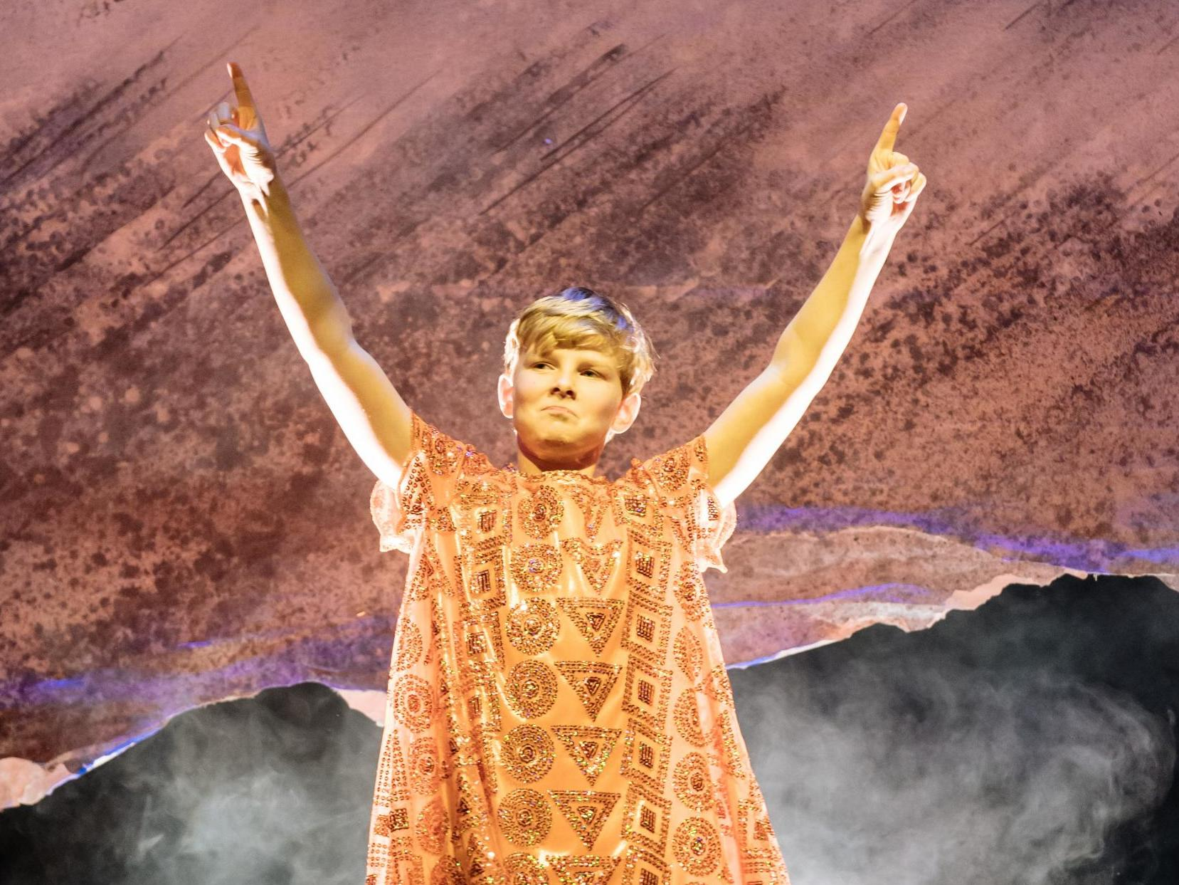 The Boy in the Dress review, Royal Shakespeare Theatre: A wonderfully warm-hearted and well-cast show