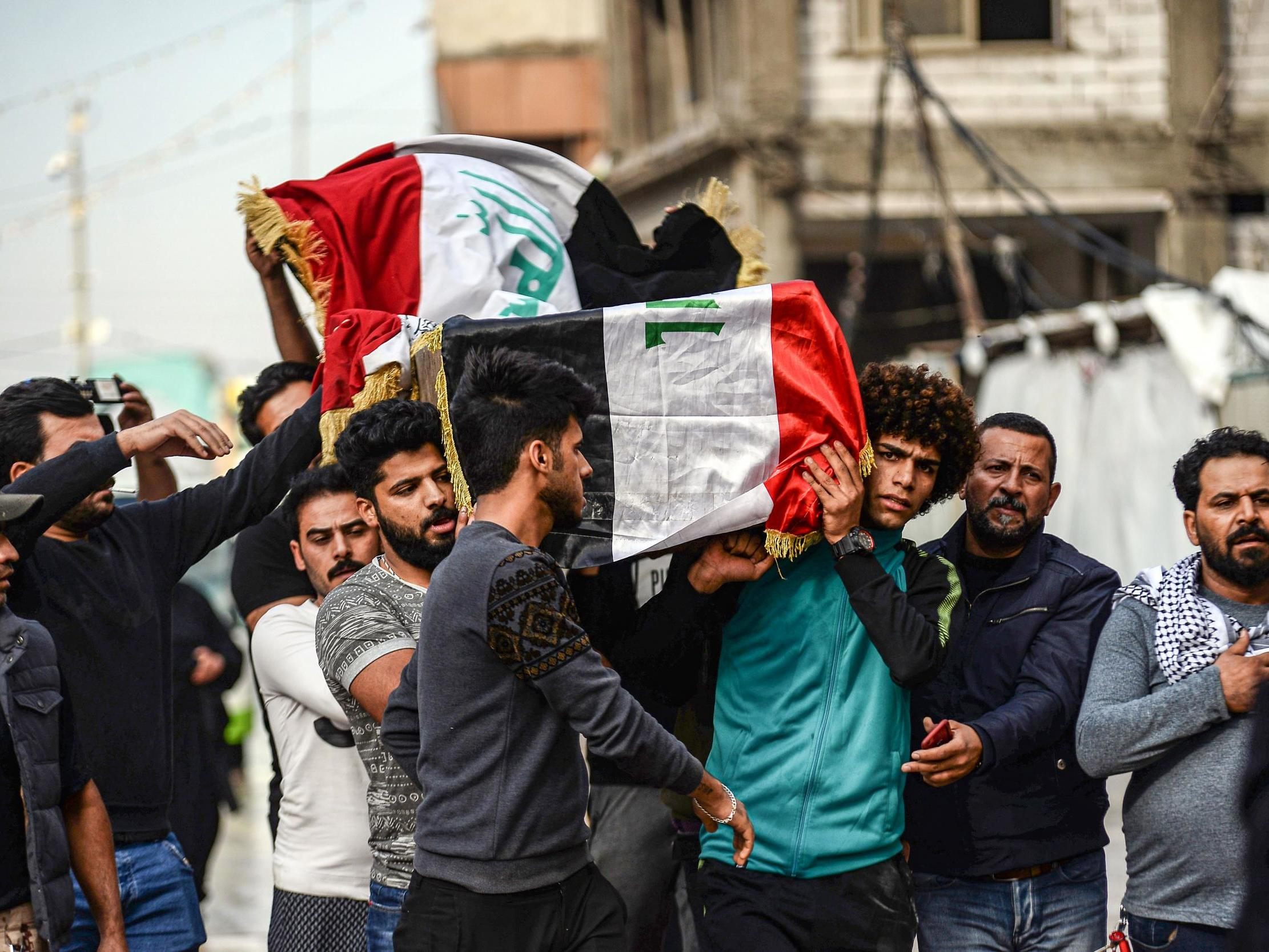 Why the resignation of Iraq's prime minister will not automatically stop the mass uprising on the horizon