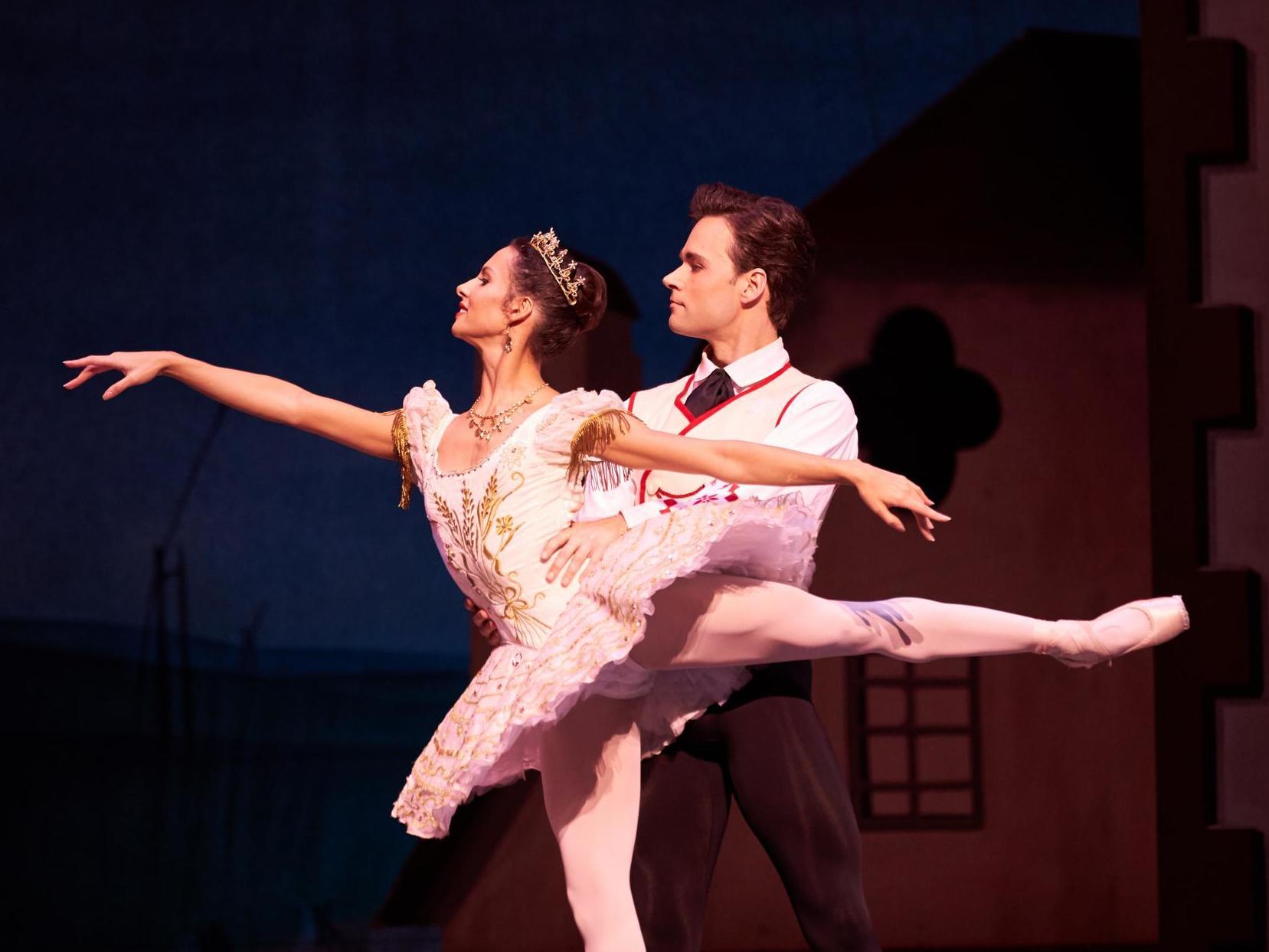 Coppélia at The Royal Ballet, review: A splendid alternative tale of dancing dolls for the festive season