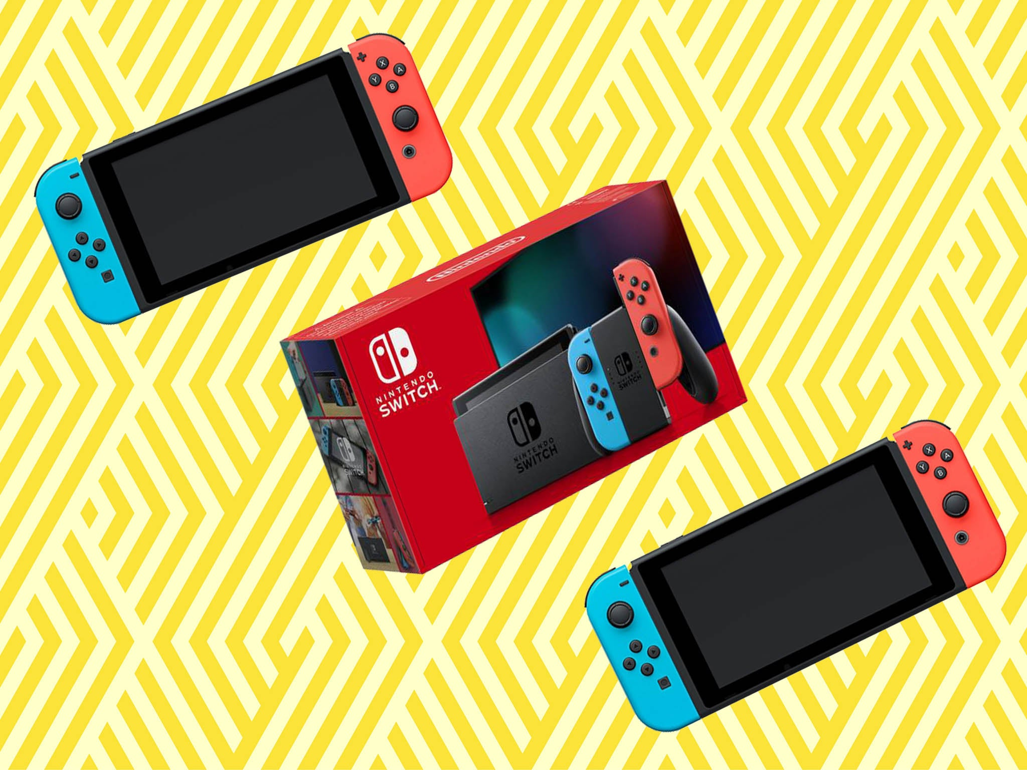 Best Black Friday Nintendo Switch Deals 2019 Switch Lite Console Bundles Games And More To Buy Today The Independent