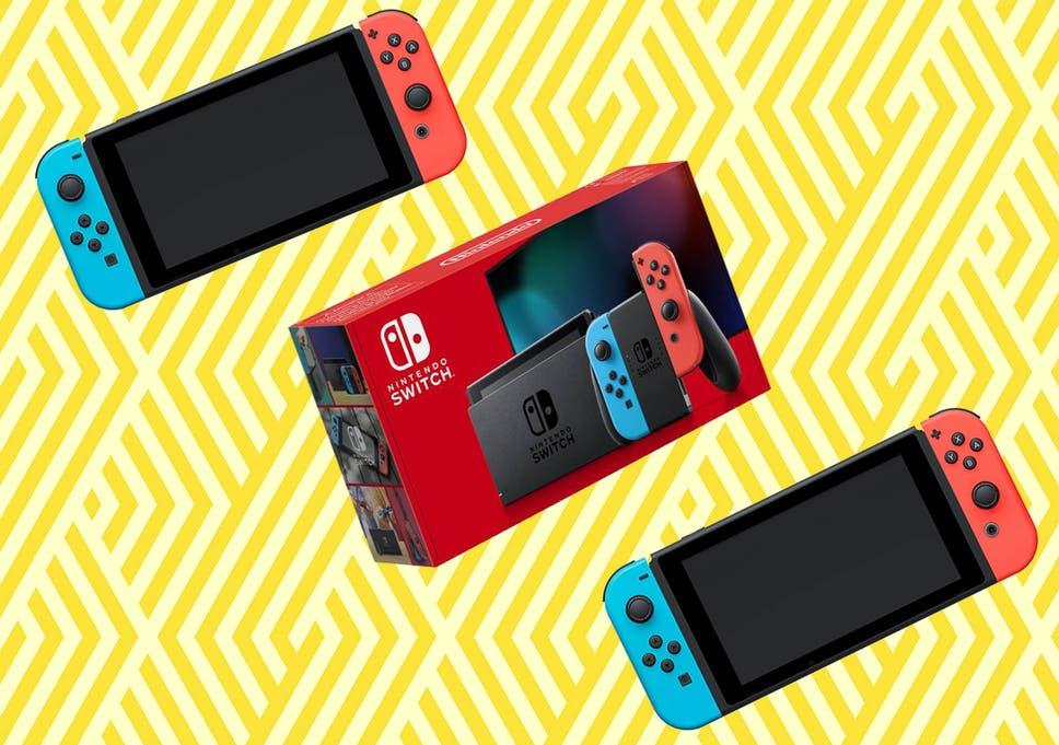 Best Black Friday Nintendo Switch Deals 2019 Switch Lite