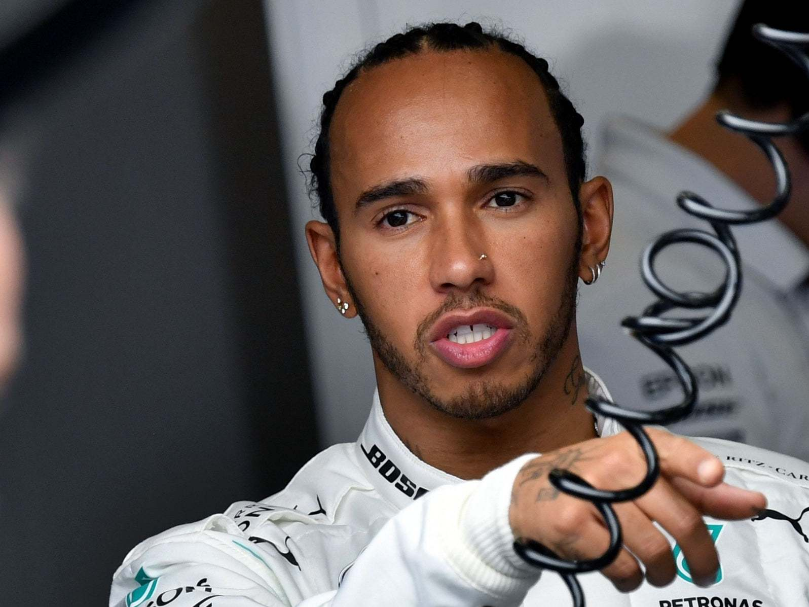 F1: Ferrari open door to signing Lewis Hamilton in 2021 | The ...