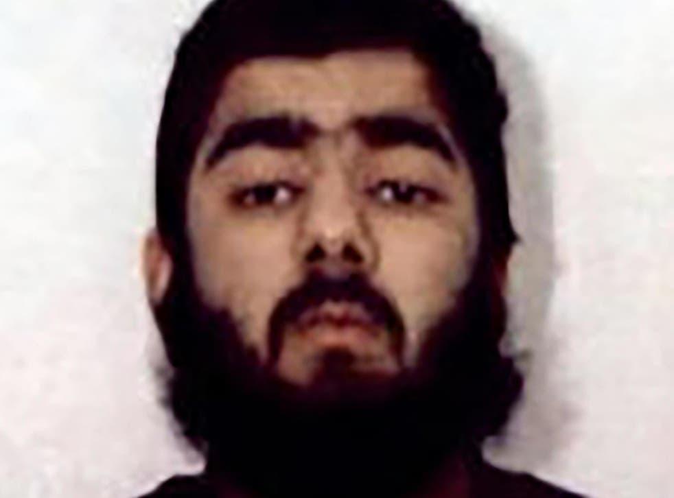 Usman Khan underwent deradicalisation programmes in prison before launching his attack