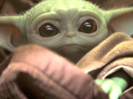 Star Wars director Rian Johnson accidentally reveals The Mandalorian spoiler involving baby Yoda