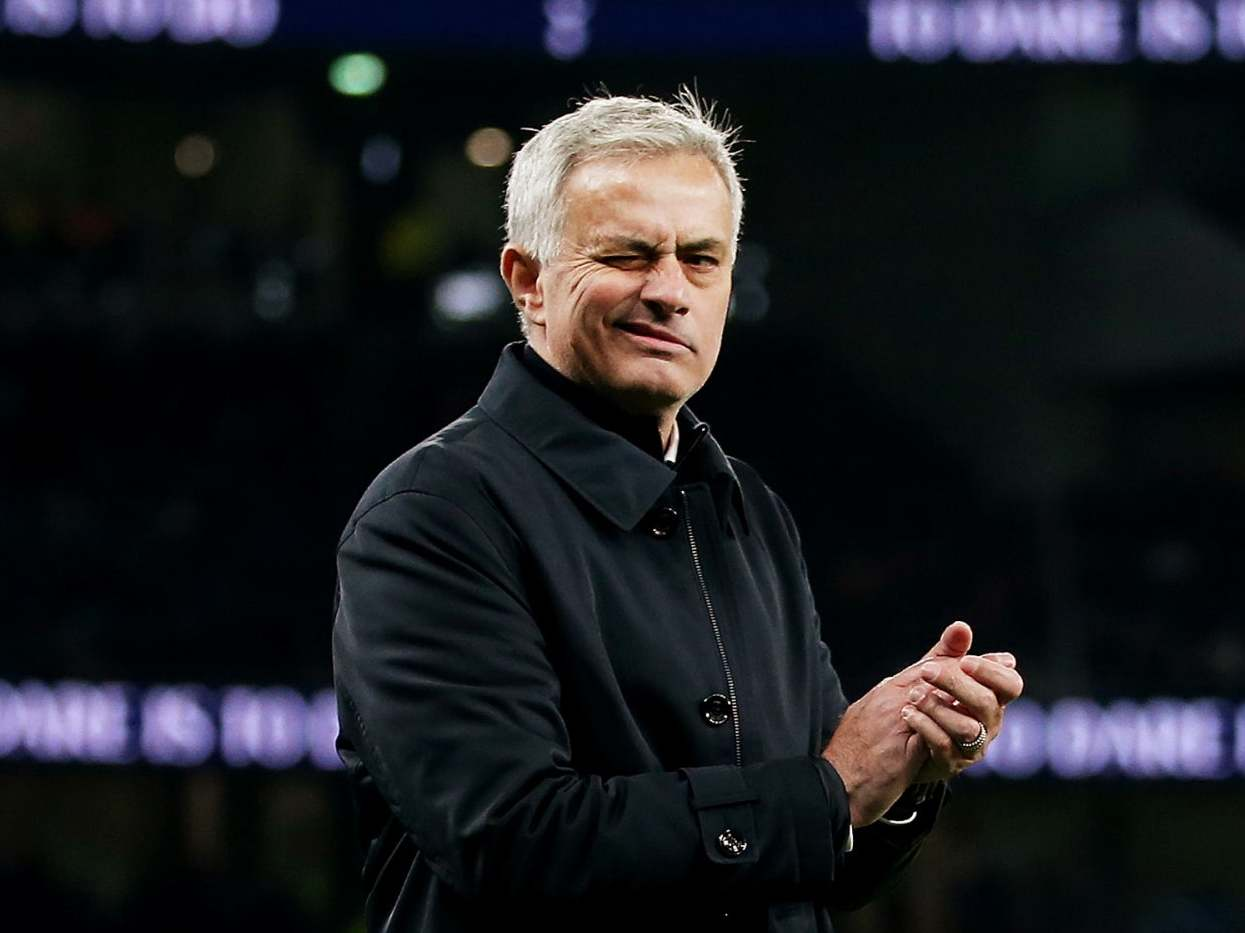 Mourinho returns to United knowing Spurs can spell the end for Solskjaer