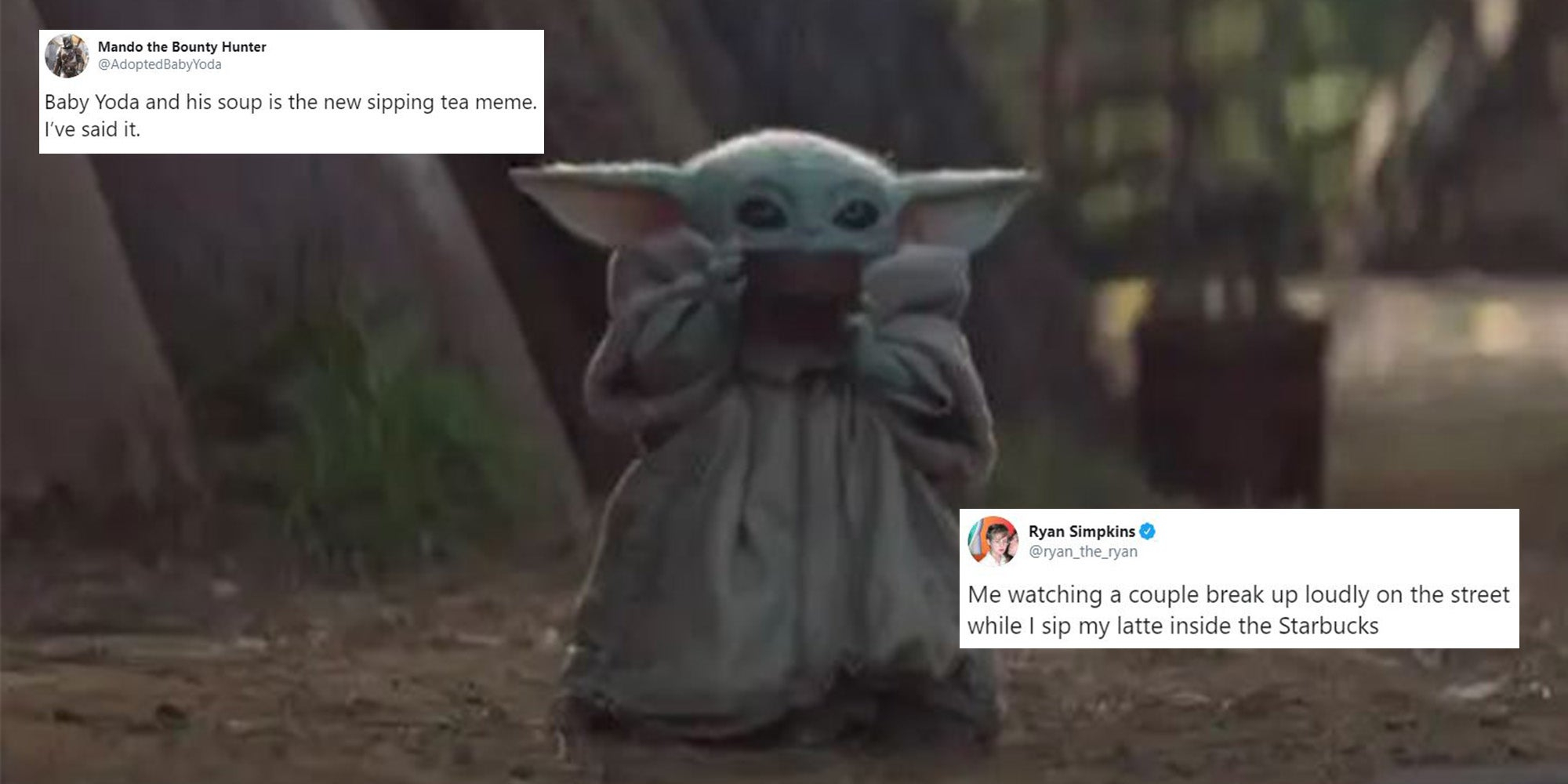 Star Wars The Mandalorian 17 Of The Best Baby Yoda Memes Indy100