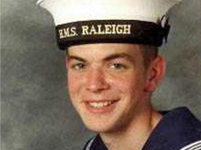 Royal Navy sailor Simon Parkes, 18, disappeared in 1986 while serving on HMS Illustrious.