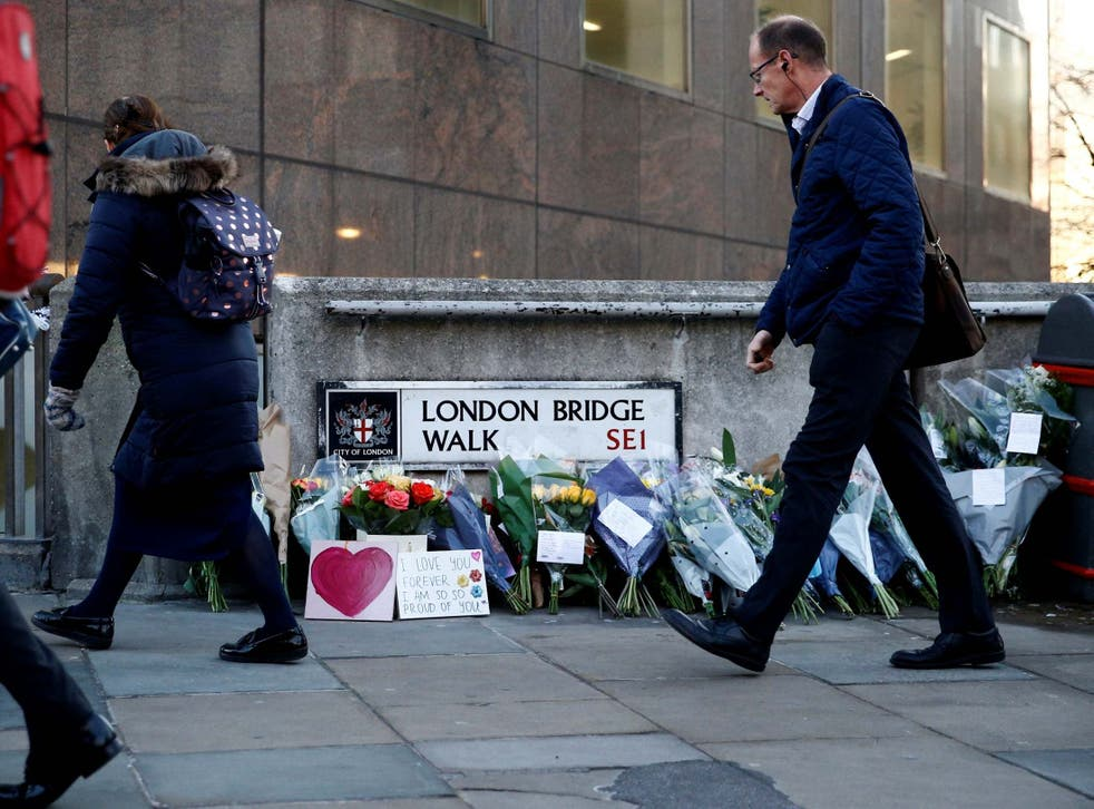 Critics said the changes were an 'admission of failure' following the London Bridge attack and other atrocities