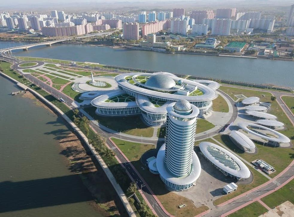 The Pyongyang Blockchain and Cryptocurrency Conference took place at the PyongYang Science and Technology Complex