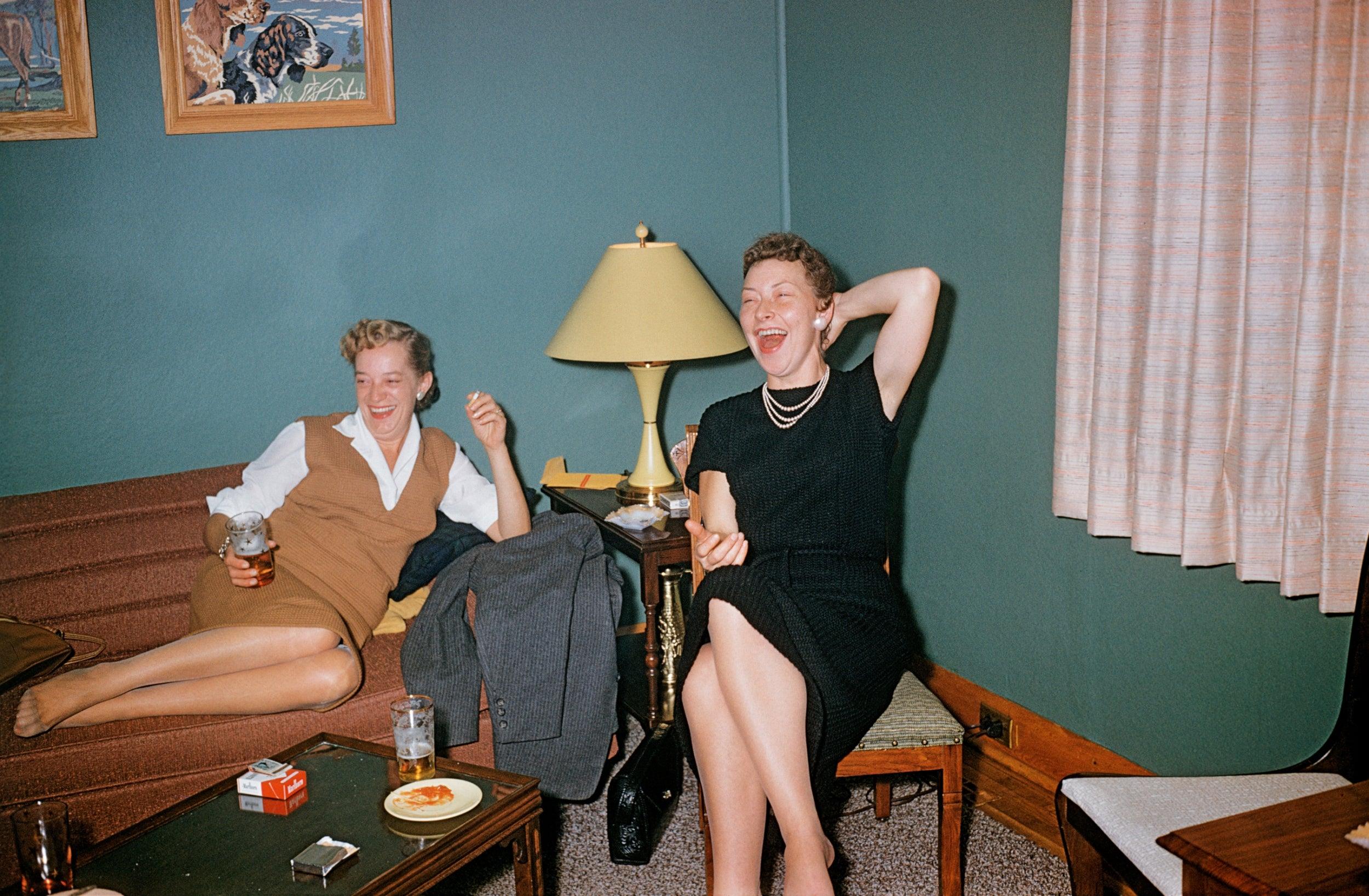 Amateur Photos midcentury memories: anonymous photography project explores