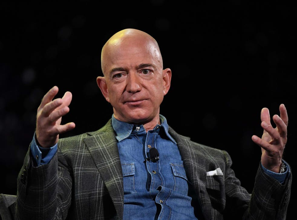 Hey, big spender: Bezos's recent charitable donation amounts to a minuscule fraction of his income