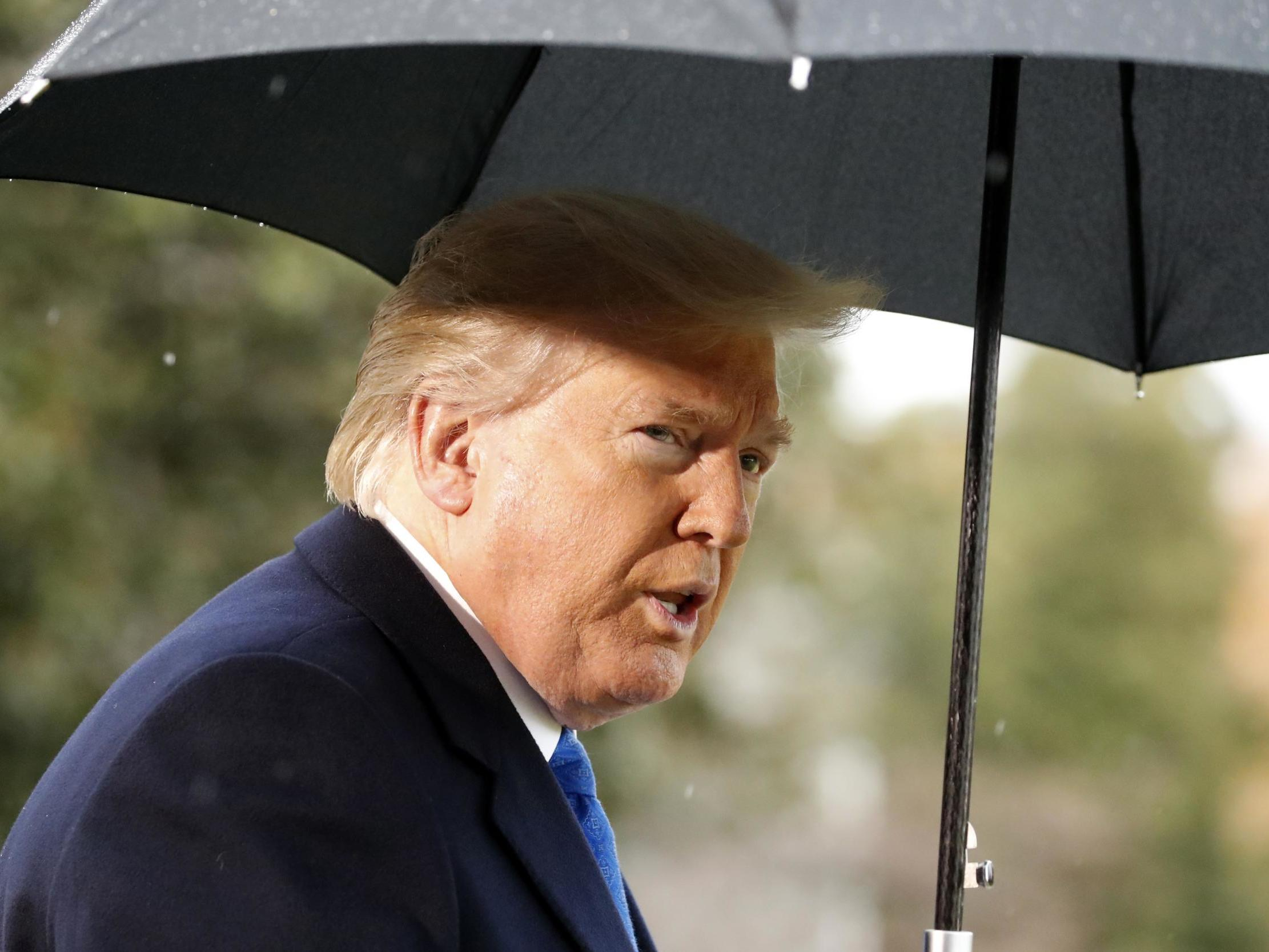 Trump impeachment news: Congress begins drawing up charges, as president hits back at former FBI lawyer before heading to UK for Nato summit