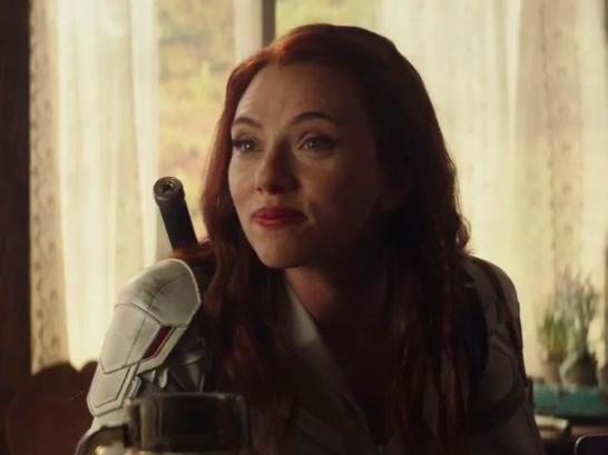 Black Widow Trailer Marvel Fans Think Avengers Infinity