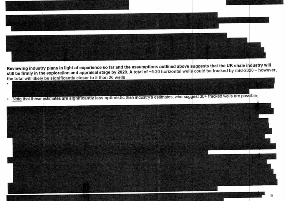 We Energies Winter Moratorium 2020.Fracking Report Government Heavily Redacts Document