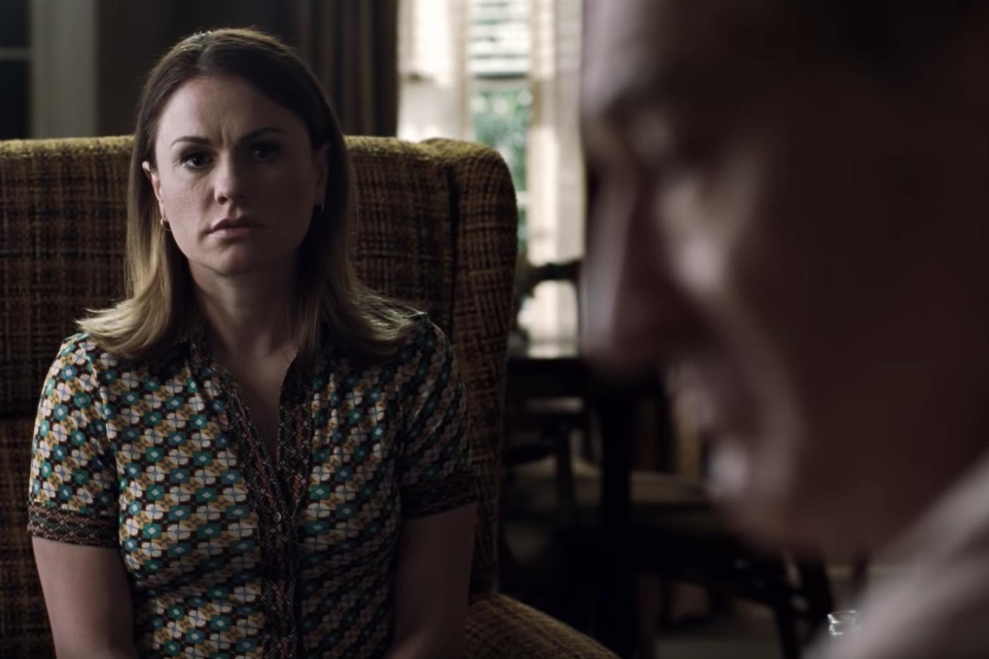 The Irishman: Robert De Niro insists Anna Paquin has 'powerful' role despite only saying seven words