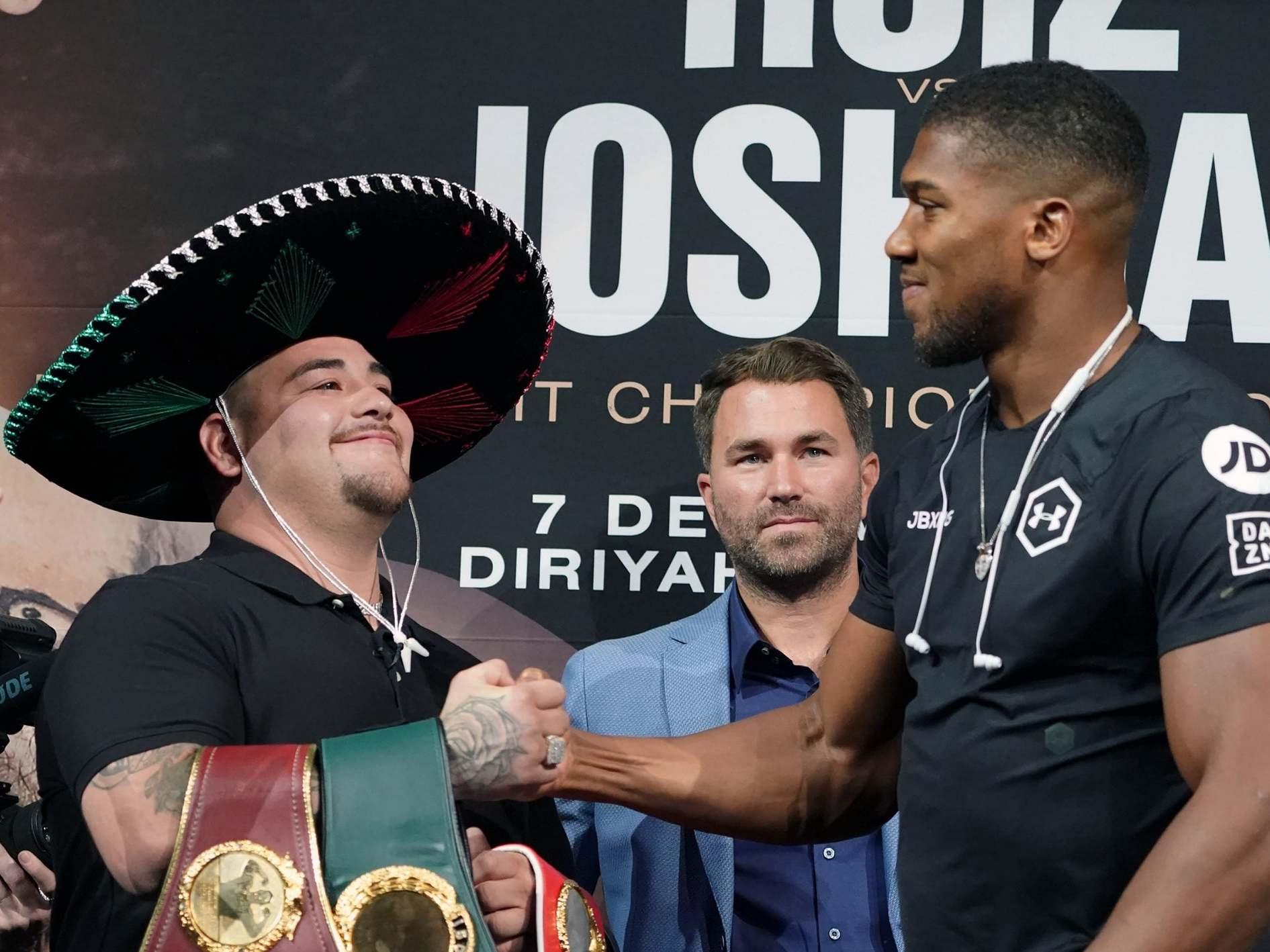 Anthony Joshua vs Andy Ruiz 2 fight purses: How much will fighters make in rematch?