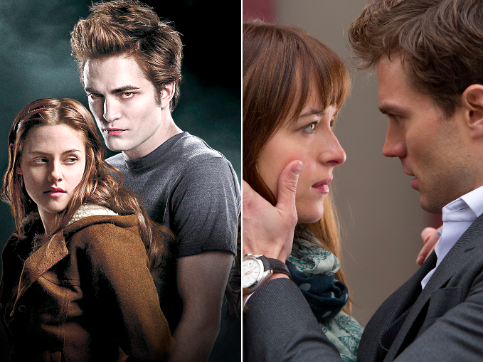 The 17 cheesiest movie lines of all time, from Twilight to 50 Shades of Grey