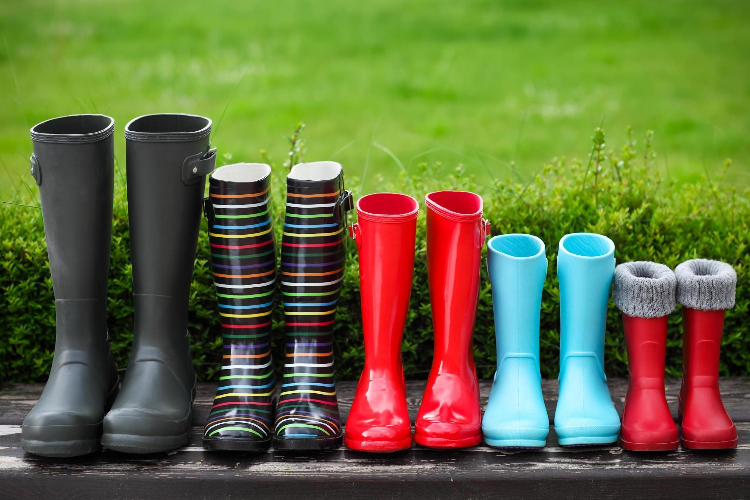 Wellies: Three fun historical facts as Google Doodle honours wellington boots | The Independent