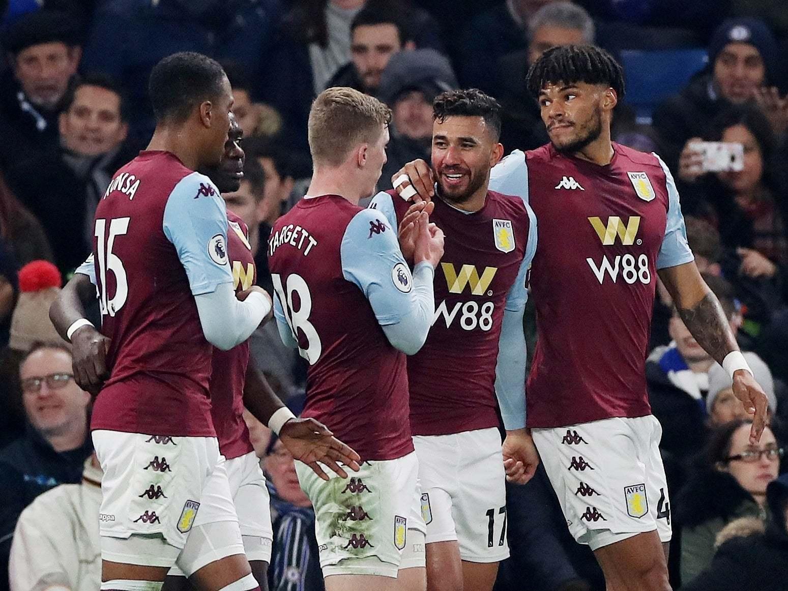 Chelsea vs Aston Villa LIVE: Latest score, goals and ...