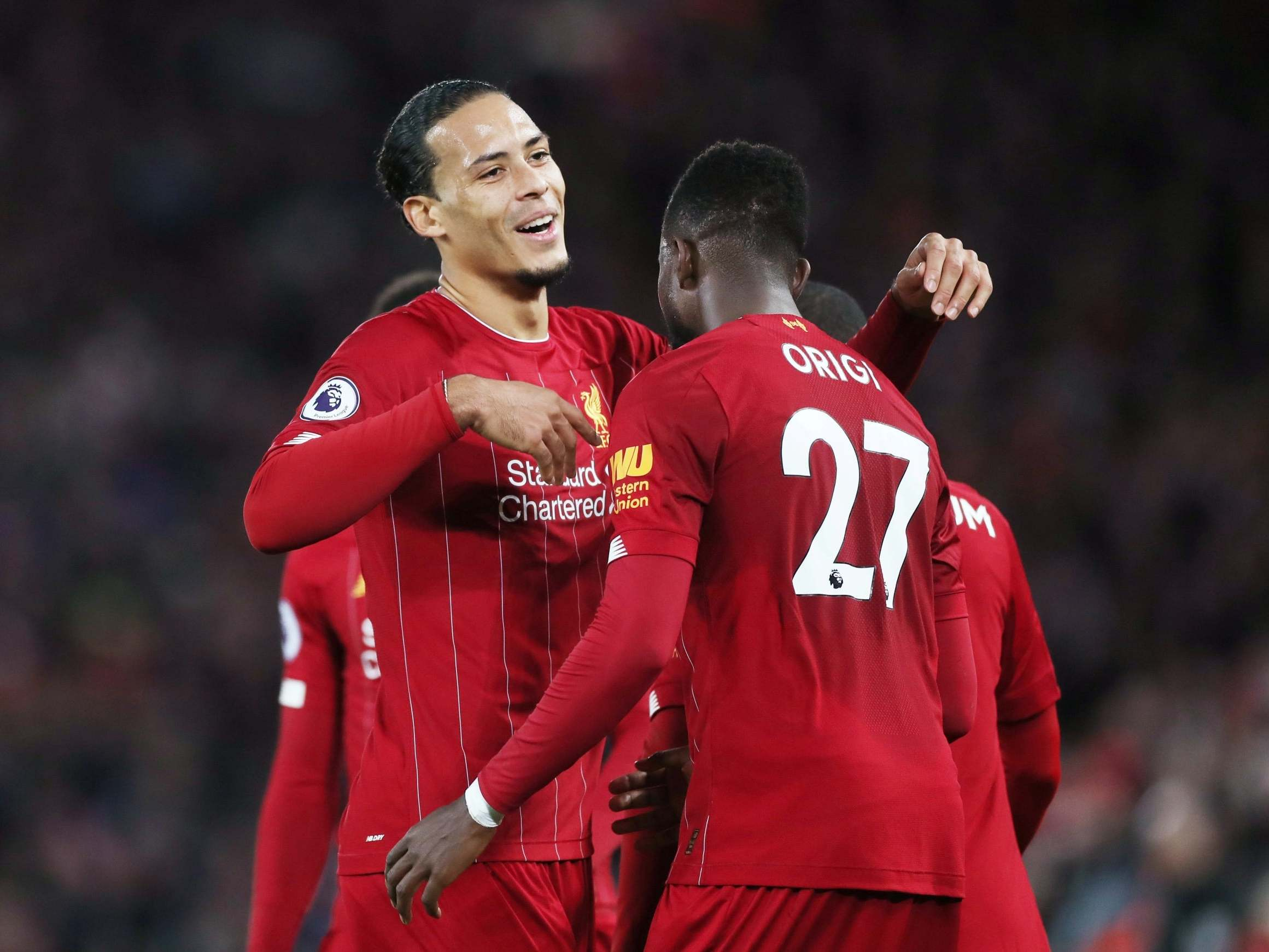 Liverpool vs Everton LIVE: Result and reaction from Premier League fixture tonight