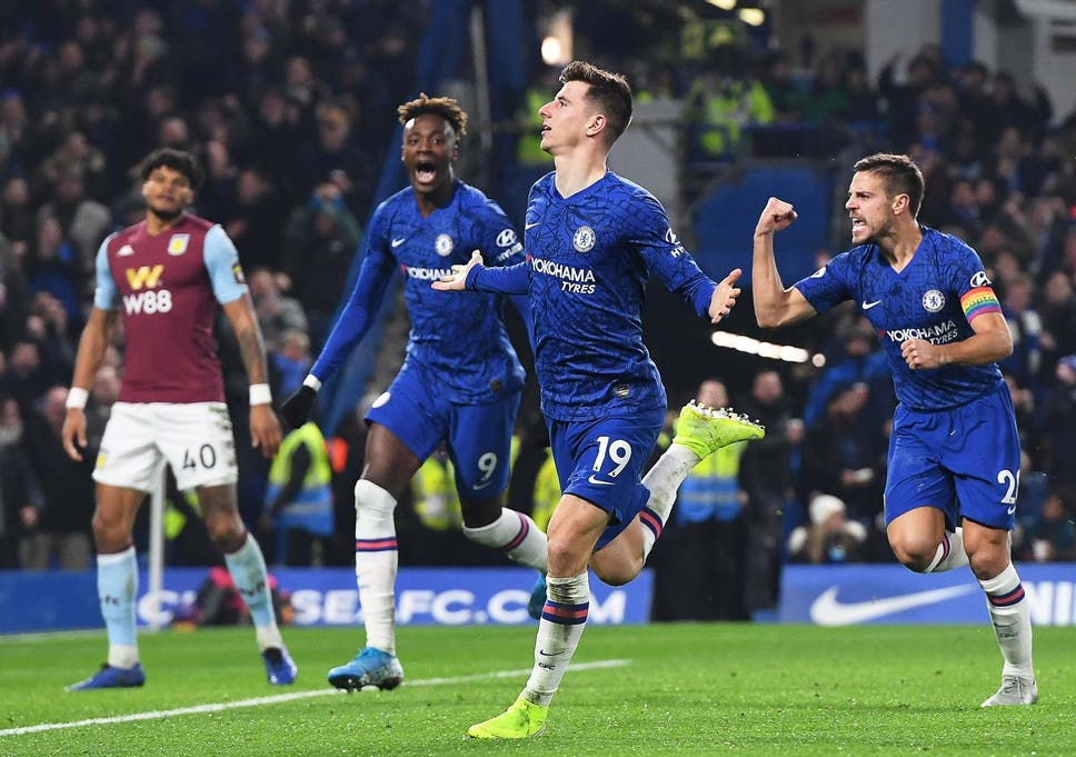 Chelsea vs Villa player ratings: Tammy Abraham and Mason Mount ...