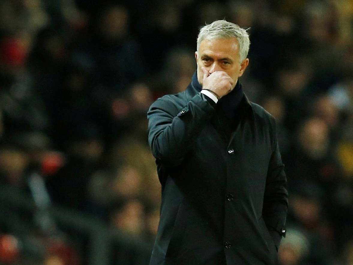 Manchester United vs Tottenham: Jose Mourinho's nice guy act darkens as Spurs' troubles laid bare