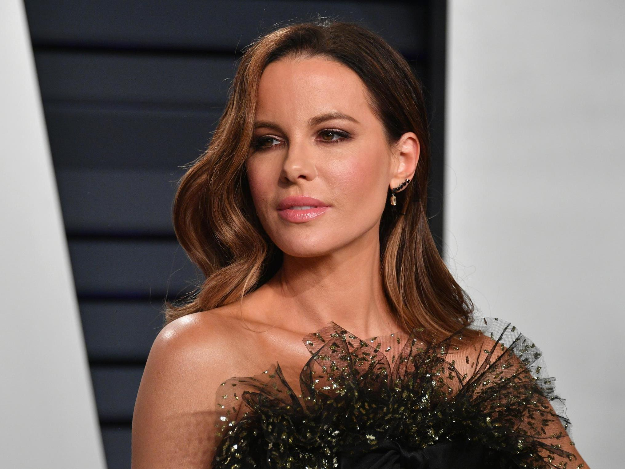 Kate Beckinsale hits back at trolls saying she's 'too old' to post b…