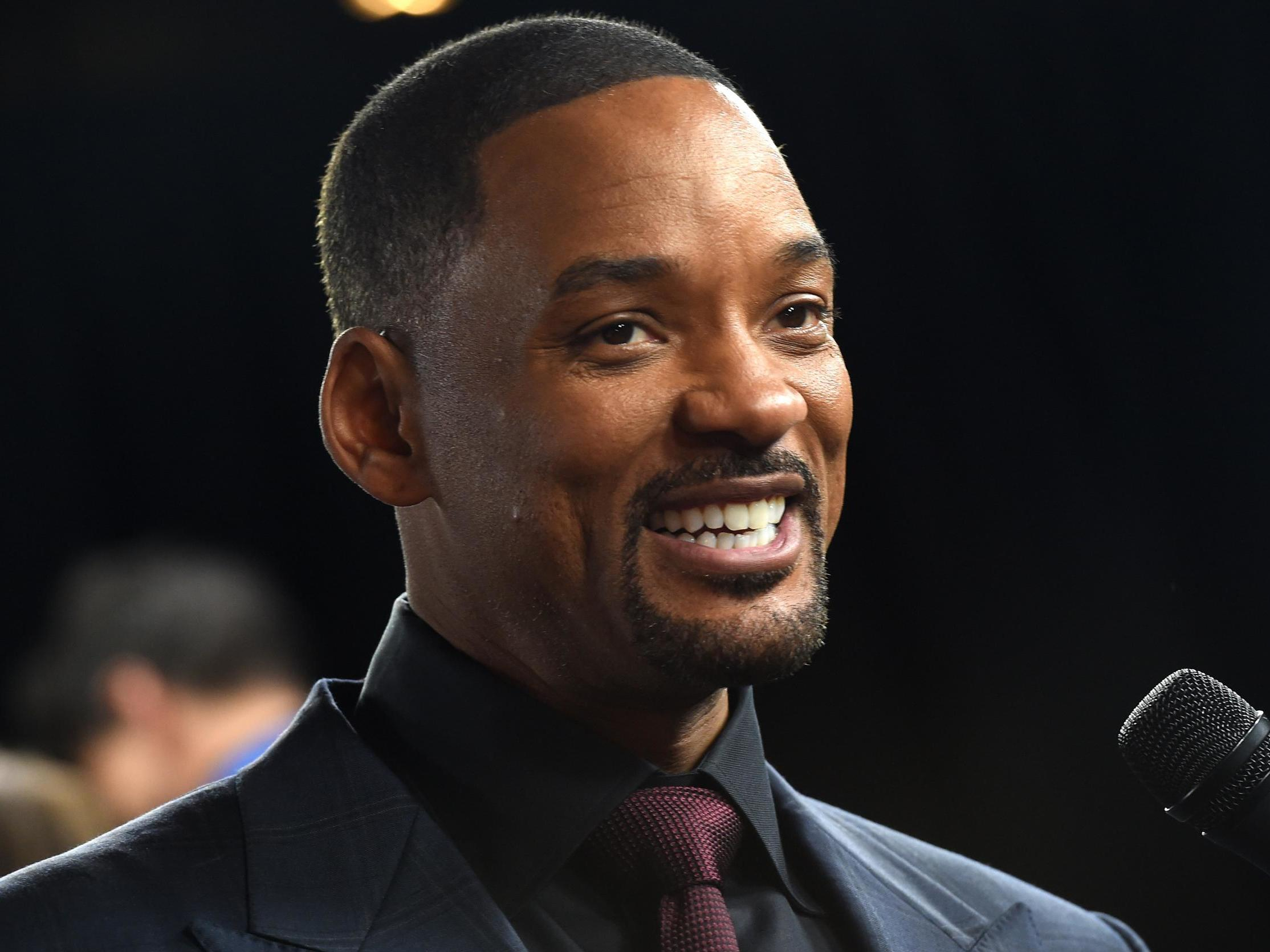 Will Smith responds to Aladdin co-star claiming he's been shunned by Hollywood
