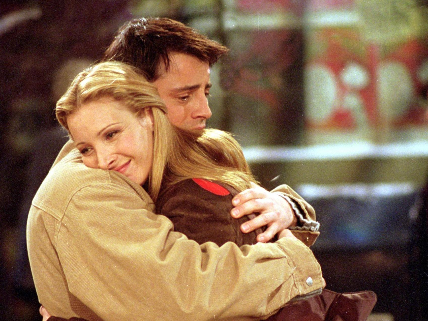 Friends writer reveals why Joey and Phoebe could never have ended up…