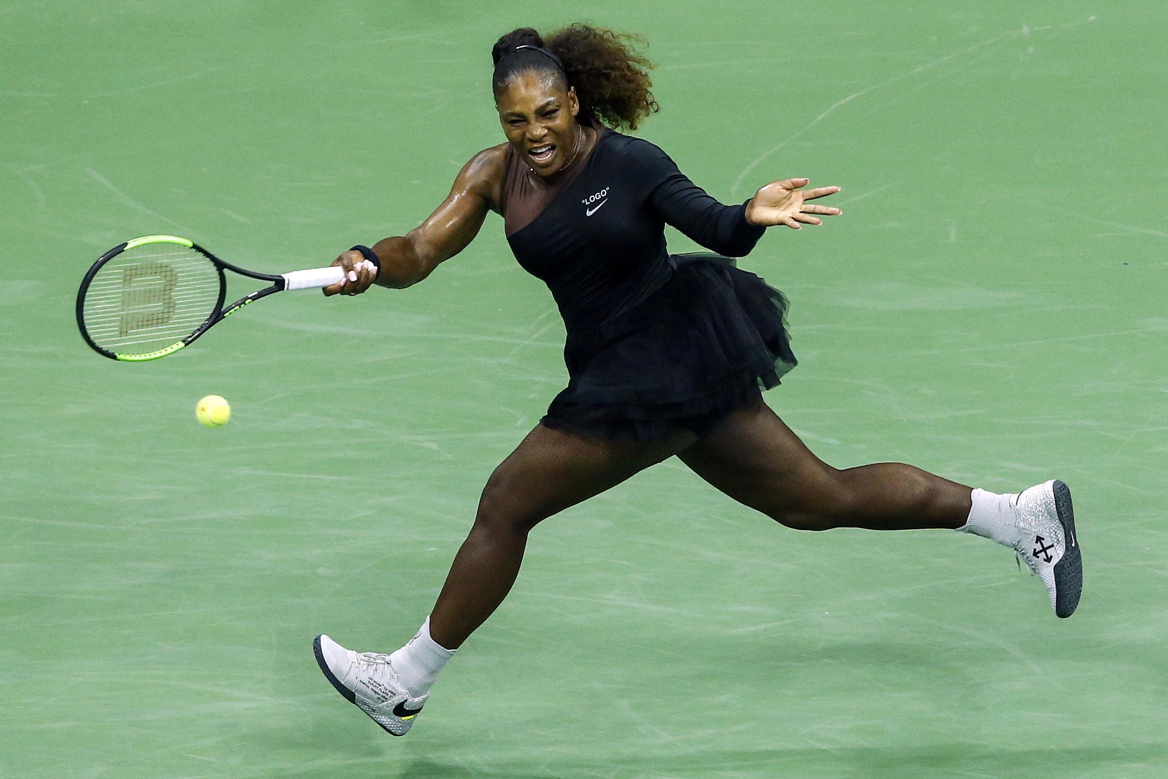 21 - Serena Williams' US Open tutu, Virgil Abloh, 2018