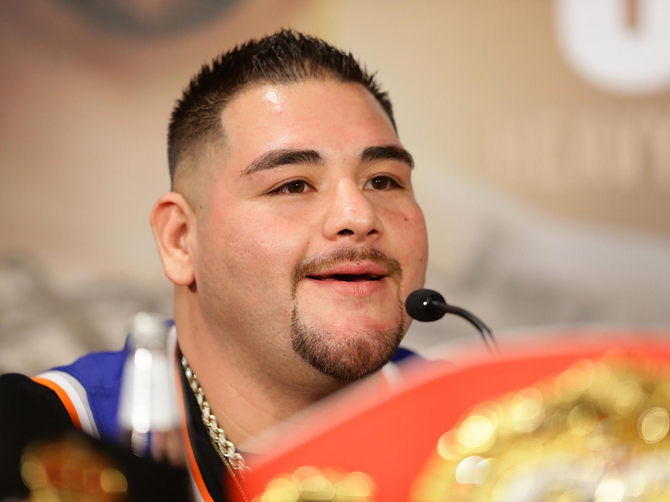 Andy Ruiz reveals his covert mission to make Anthony Joshua 'mad' for rematch