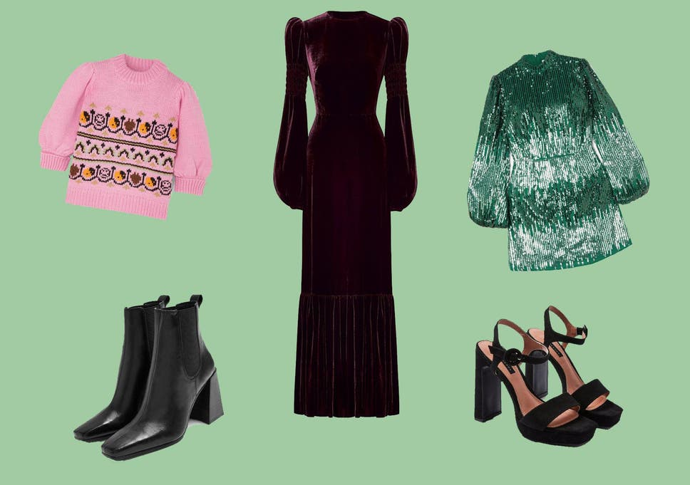 Christmas style: What to wear to every party and event over ...