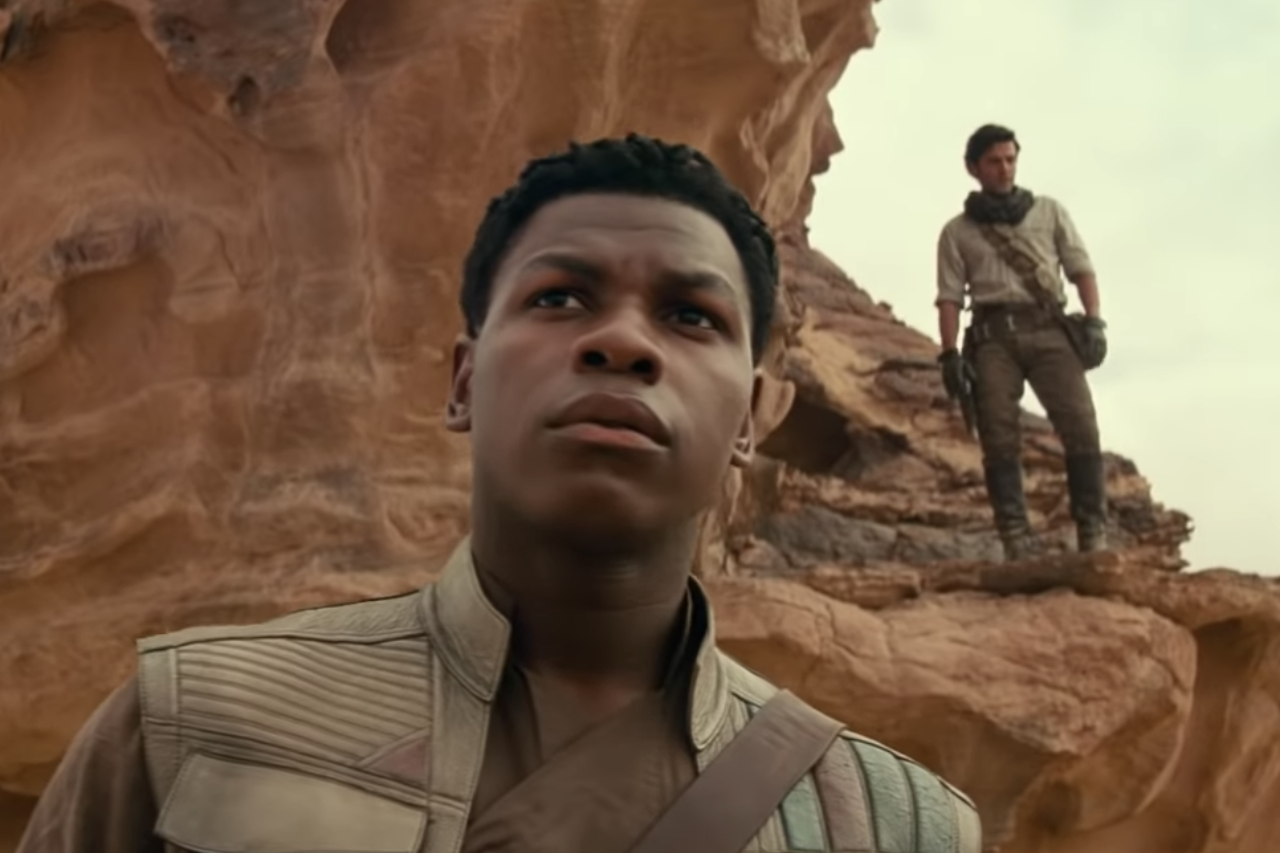 John Boyega gives conditions for returning to Star Wars franchise: 'You ain't going to Disney+ me!'